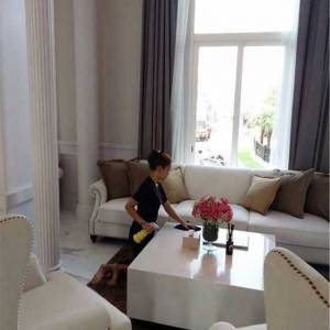 บริการแม่บ้านทำความสะอาดประจำโรงแรม คอนโด