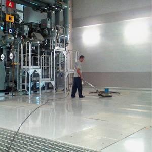 การบริการทำความสะอาดโรงงานอุตสาหกรรม